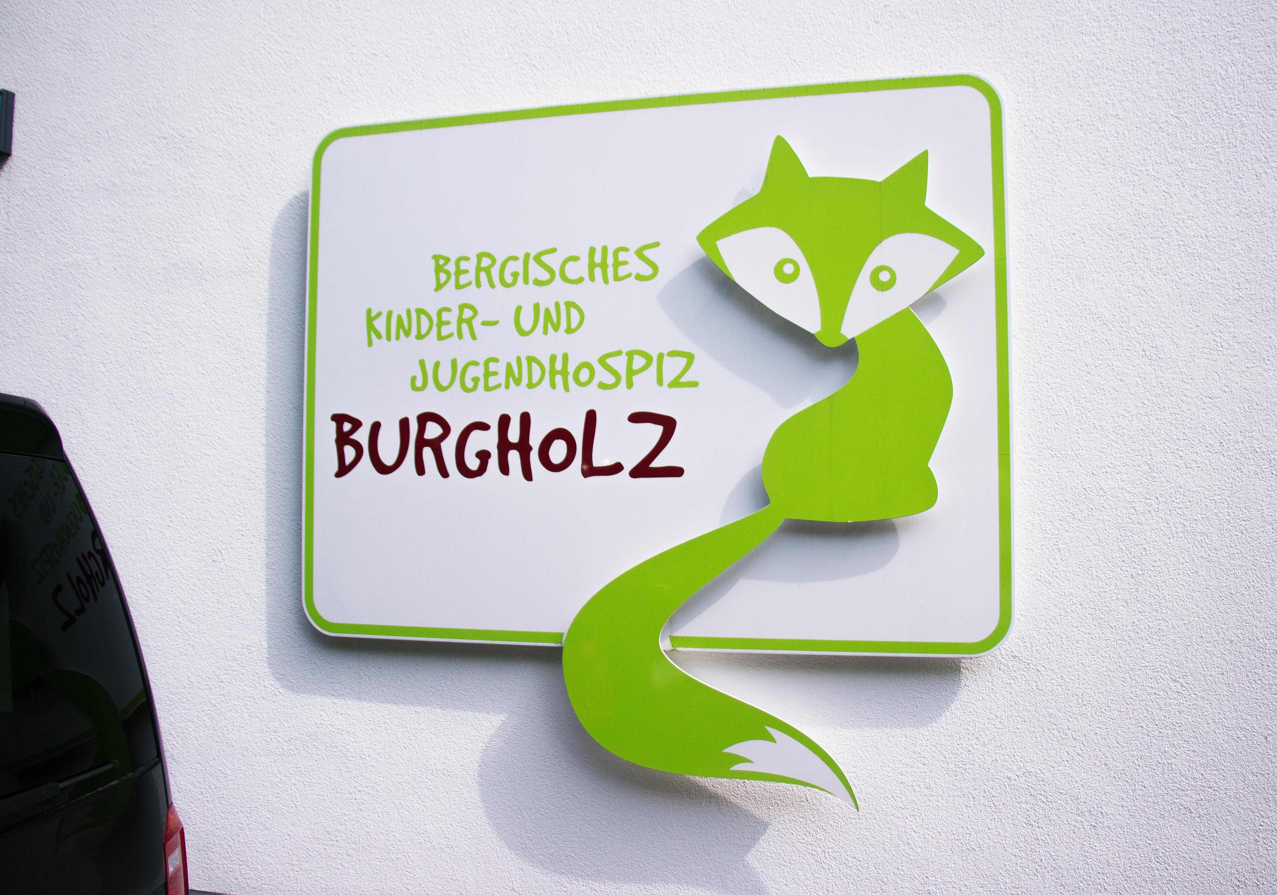 Das Kinder- und Jugendhospiz Burgholz