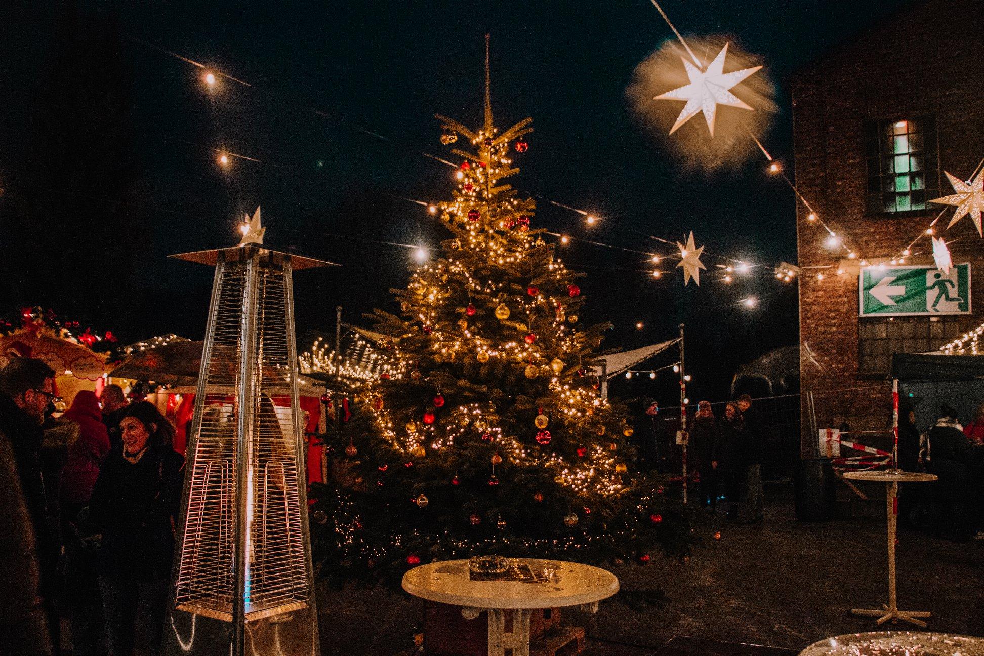 einzig-art-ICH auf dem Weihnachtsmarkt des Gebrauchtwarenhaus 2018